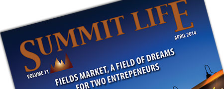 Summit Life Monthly Newsletter