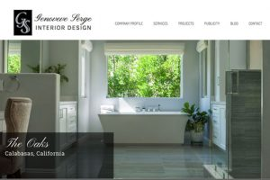 interior design home page