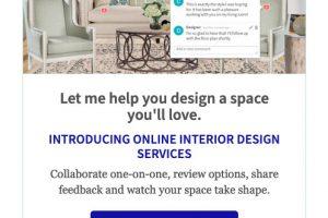 eDesign service della rosa designs